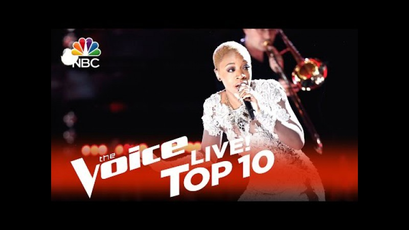 The Voice 2015 Kimberly Nichole - Top 10: Something's Got a Hold on Me