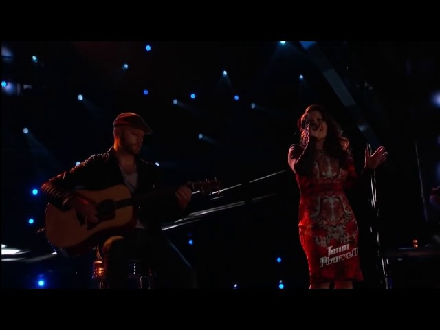 DaNica Shirey - Help Me | Live Playoffs | The Voice 2014