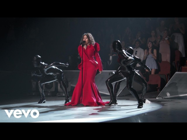 Alessia Cara Scars To Your Beautiful Live At The MTV VMAs 2017