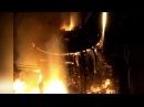 Взрыв электродуговой печи во время плавки