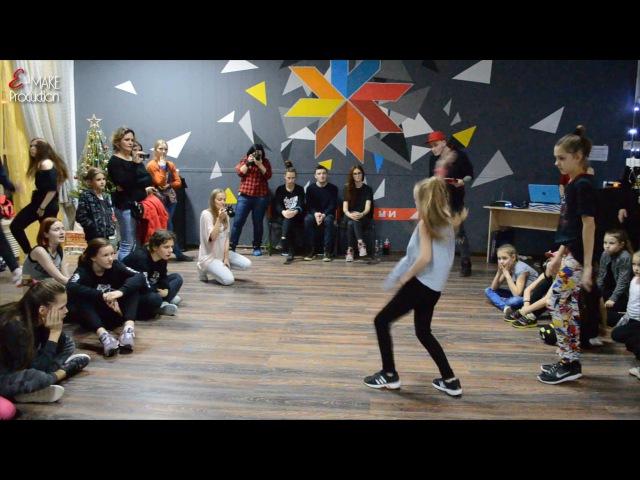 AMALIA VS НИКАКЛУБНИКА (WIN) | 1\4 DANCEHALL KIDS 1X1| ЯD2 | Я ЕСТЬ DANCEHALL PRESELECTION | ROSTOV
