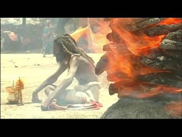 Fire Bath of Hathh Yogi Baba Rajdas JI