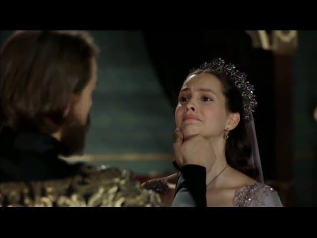 Мурад узнает что покушение на Фарью устроила Айше / великолепный век кесем