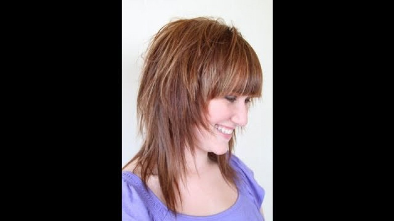 How to cut a Scene Haircut- Singer Hayley Williams hairstyle! EMO style