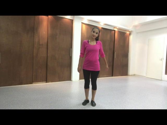 Восточный танец ТРЯСКА Урок для начинающих 1