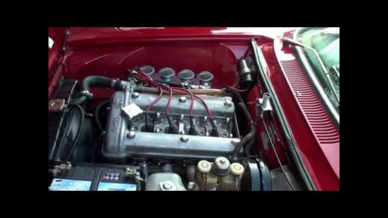 Alfa Romeo 2000 GTV Bertone La Bestia mit 184 PS