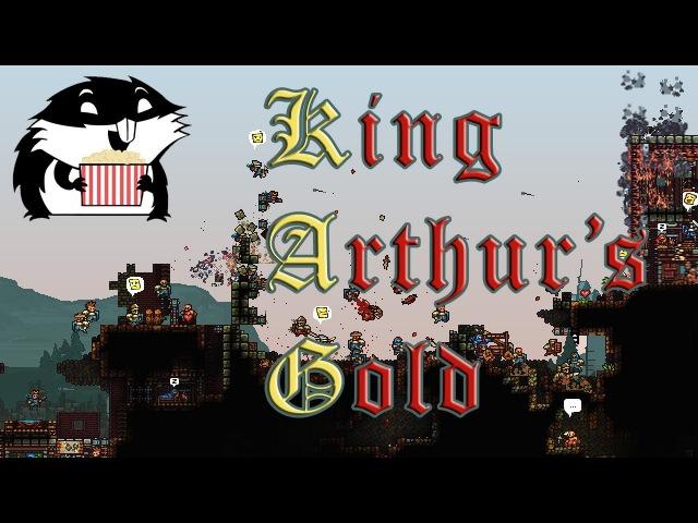 Подглядываем в King Arthurs Gold с Сибирским Леммингом