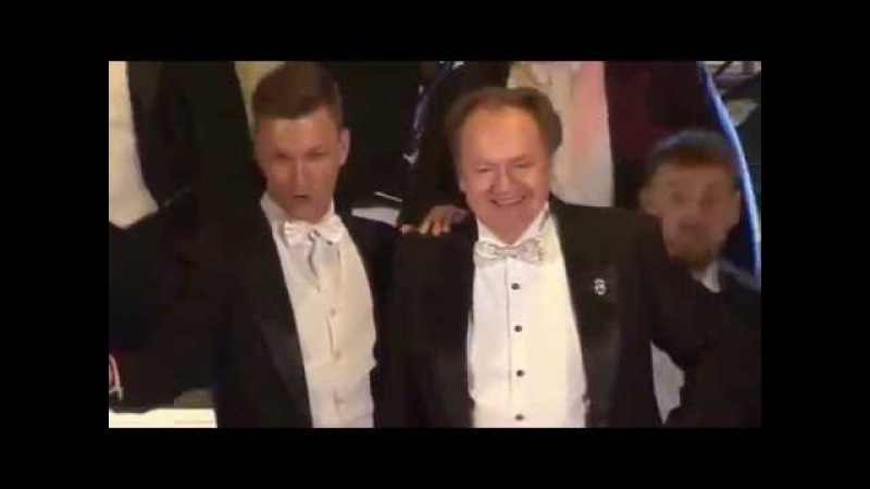 И. Кальман Красотки Кабаре исп А. Карасев и Заслуженный Артист России В. Пухарев