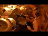 Scar Symmetry - Dominion drumcover