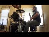 Scar Symmetry - The Illusionist drum cover