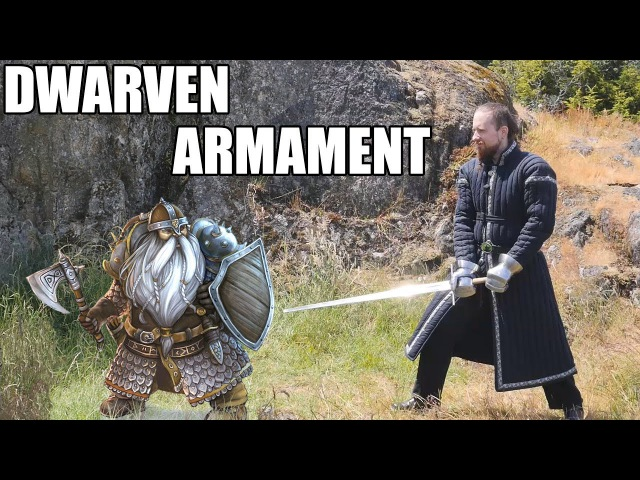 Most Practical Weapons and Armor for a Fantasy Dwarf?