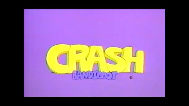 Crash Bandicoot Cartoon - Unused Cutscenes