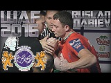Ruslan NABIEV at World ArmWrestling Championship 2016