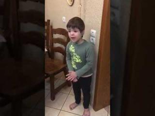Сын рассуждает о смерти.