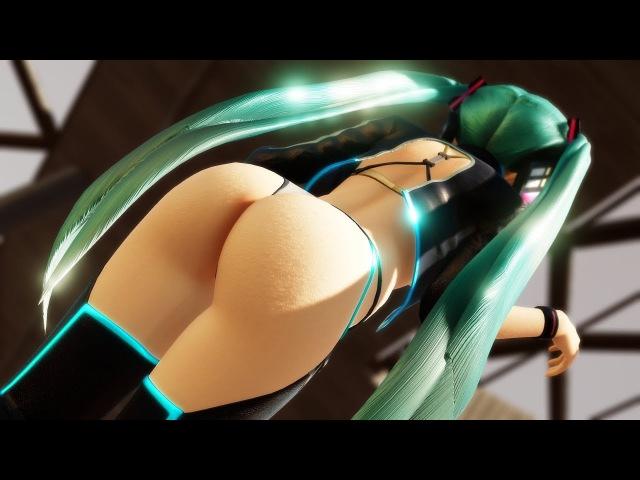 【MMD】Sweet Devil 【Appearance Sexy Miku】1440p60fps