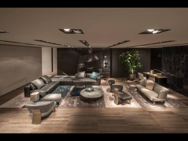 Minotti. Итальянская мебель, светильники, аксессуары. iSaloni 2016