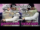 YOONSEOK VERSION10 Undeniable Signs Hes In Love With You SUGA Loves J-HOPE