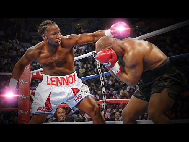 Lennox Lewis Highlights ( Greatest Hits ) | Леннокс Льюис