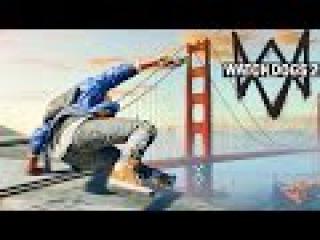 Жизнь Хакера в Watch-Dogs 2 - ГРАБИМ ГОПНИКОВ. ИССЛЕДУЕМ АЛЬКАТРАС. МУЛЬТИПЛЕЕР. ПК.