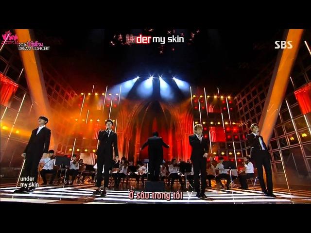 [Vietsub] Mirotic Special stage - LEO (VIXX),EUNKWANG (BTOB),DAEHYUN (B.A.P),YOUNGJAE (GOT7)