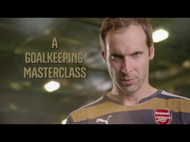 Petr Cech Master In Catching