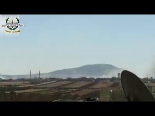 Огонь с небес: ВКС России и ВВС Сирии громят боевиков в Хаме, Дейр Зоре и под Пальмирой