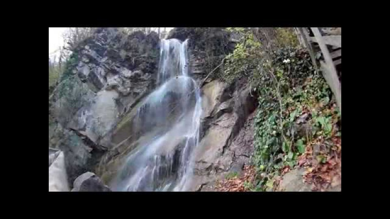 Водопады Лазаревского района