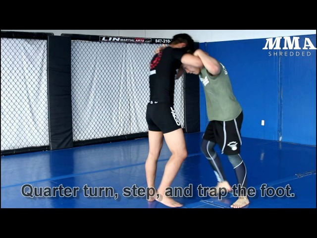 8 Simple and Effective Takedowns