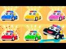 Мультики про полицейские машинки - Мультик песня! Видео для детей Анимашка