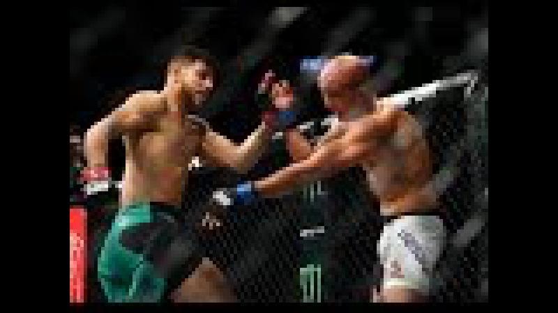 UFC Fight Night 103 Yair Rodriguez Vs Bj Penn Full Match Highlights HD
