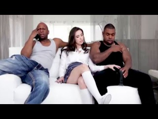 White Girlfriend Sexy girl Force For Sex Black Boyfriend