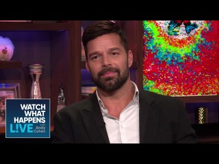Ricky Martin Reveals He Wants To Adopt More Kids - WWHL