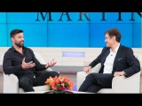 Sneak Peek -  Ricky Martin Opens Up About Fame and Family  - The Dr  Oz Show