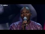 Youssoupha chante