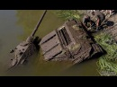 T 34 76 Tank Pulled Out Of River