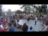 OUTSIDE JAM 3  Баунти vs Демьян