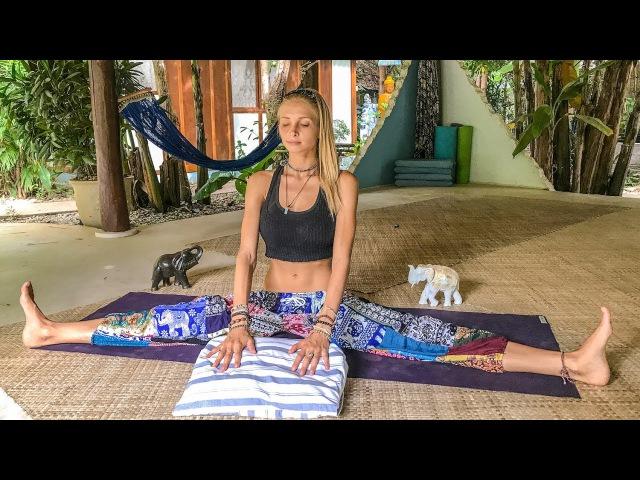Boho Beautiful - Yoga For Deep Sleep Relaxation | Йога перед сном для расслабления