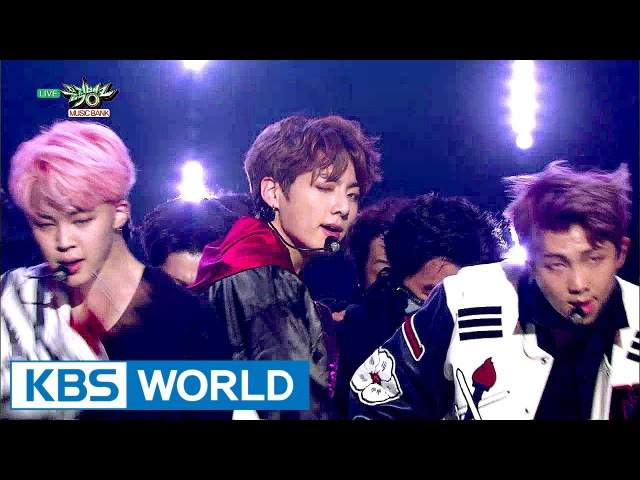 BTS (방탄소년단) - Not Today [Music Bank COMEBACK 2017.02.24]