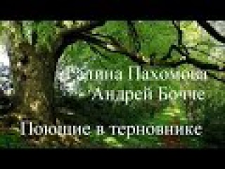 Галина Пахомова Андрей Бочче Поющие в терновнике