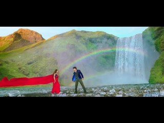 Gerua - Shah Rukh Khan  Kajol  Dilwale  Pritam  SRK Kajol Official New Song Video 2015
