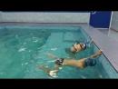 Аква-дети 4-5 лет. ныряем за игрушками, задержка дыхания, прыжки в воду.