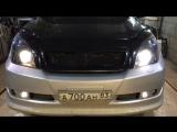 HPL Crossfire FOG на Toyota Prado 120