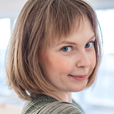 Катерина Шаврина
