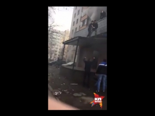 Чеченец спасший на пожаре в Москве семь человек: «После войны я уже ничего не боюсь».