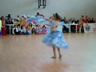 Bulavina Diana ('Amira' Lugansk) @ Golden Cup Svyatogorsk'09 10512