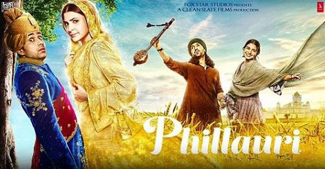 Phillauri HD Movie