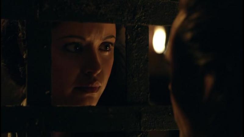 Сериал Спартак. Боги Арены. Я чуствовал твой взгляд. Ганник к Мелите.