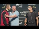 UFC 209 Embedded: Видеоблог #5