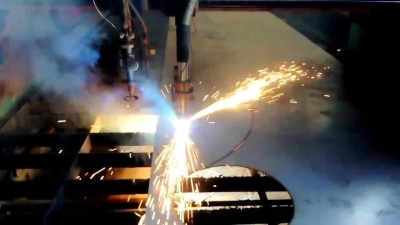 Резка жаропрочной стали