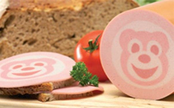 Бизнес-идея: производство колбасы с рисунками  Удивительно, но первы